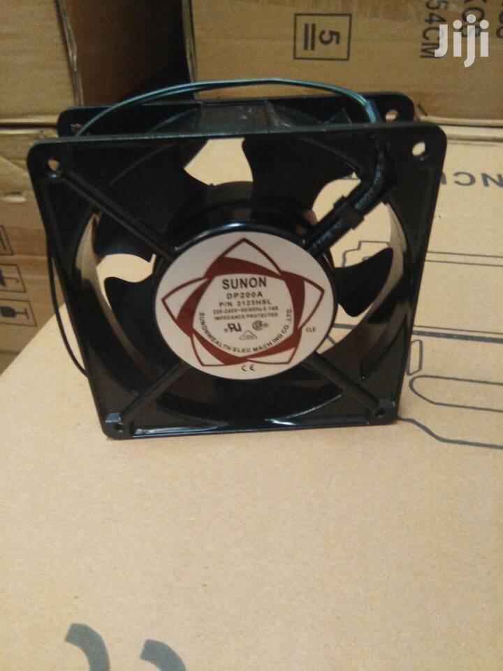 Archive: Small Exhaust Fan