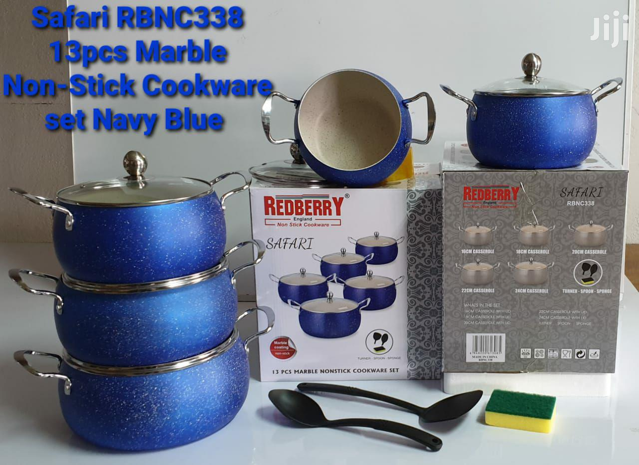 Redberry 13pcs Cookware Set | Kitchen & Dining for sale in Nairobi Central, Nairobi, Kenya