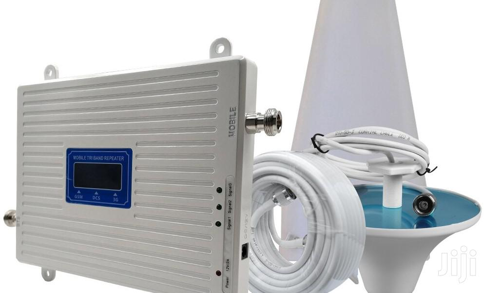 Archive: GSM Mobile Cell Phone Network Signal Booster,Repeater Or Amp