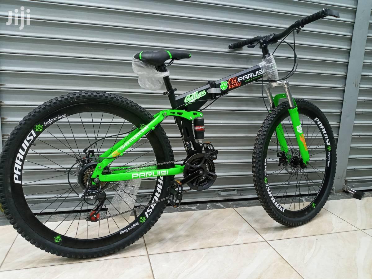 Size 29er Paraisi Foldable Mountain Bike