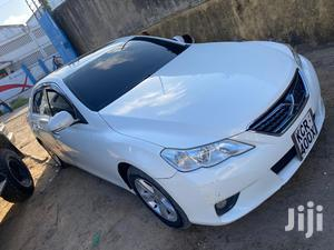 Toyota Mark X 2011 White | Cars for sale in Mombasa, Mvita