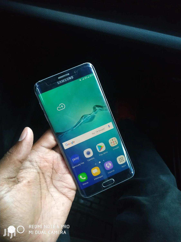 Archive: Samsung Galaxy S6 Edge Plus Duos 64 GB Blue