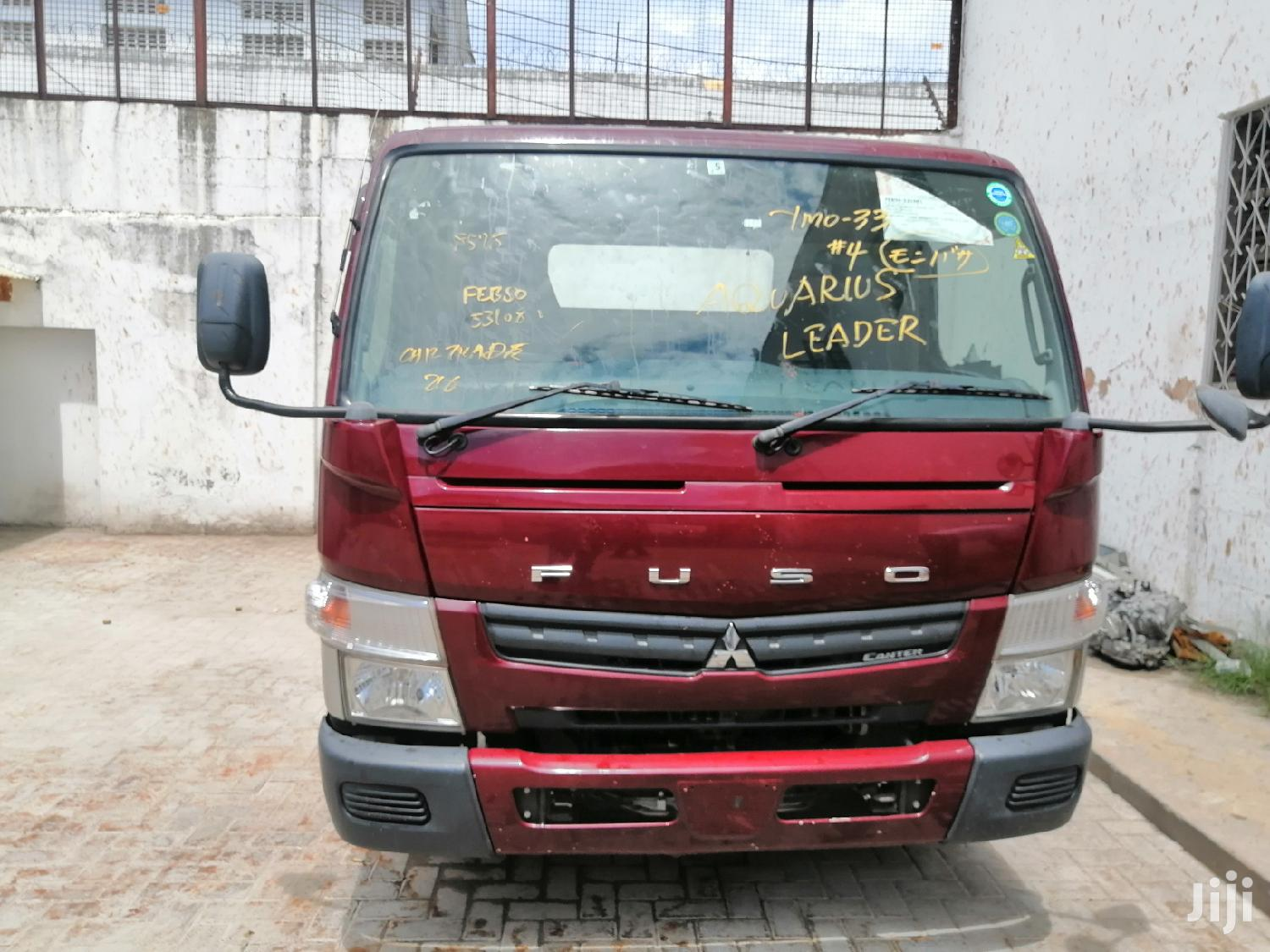 Mitsubishi Fuso Canter 3000 2013 Red For Sale