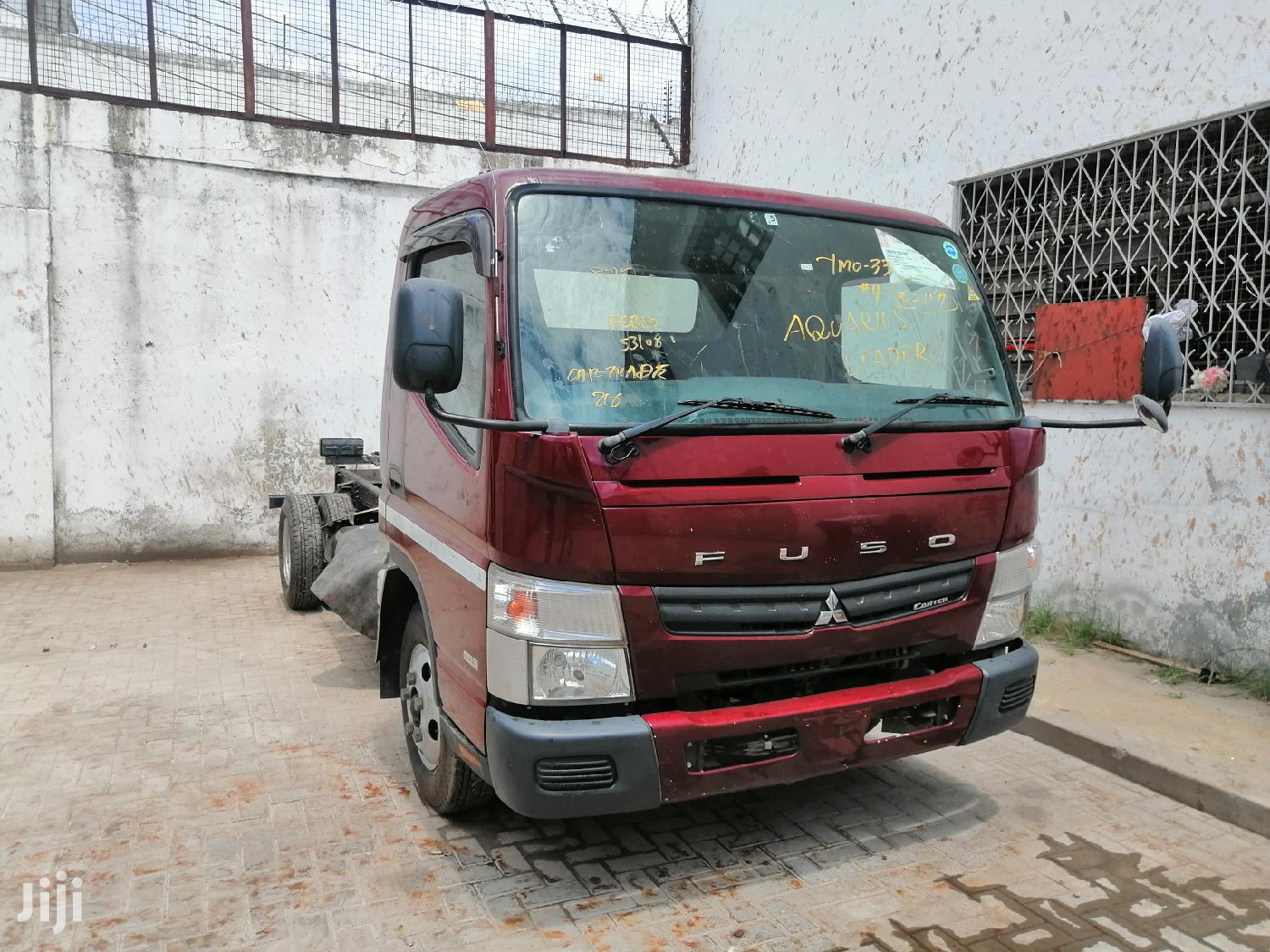Mitsubishi Fuso Canter 3000 2013 Red For Sale | Trucks & Trailers for sale in Mvita, Mombasa, Kenya