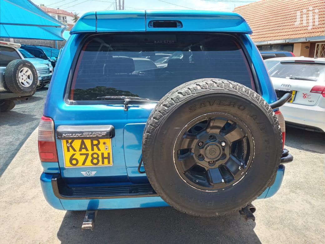 Toyota Hilux 1997 Blue | Cars for sale in Woodley/Kenyatta Golf Course, Nairobi, Kenya