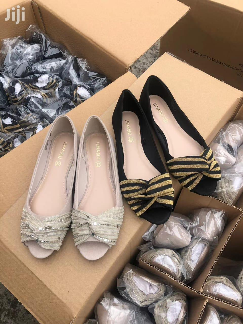 Lunablue Ladies Flat Shoes | Shoes for sale in Nairobi Central, Nairobi, Kenya