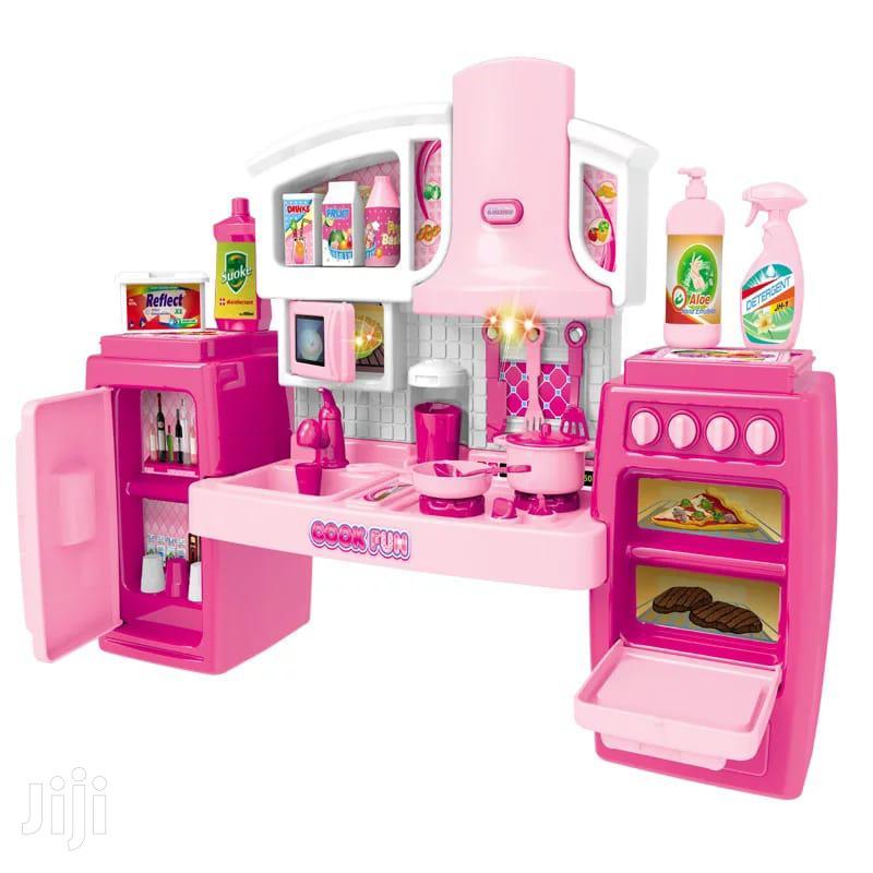 Kids Kitchen Pretend Toy