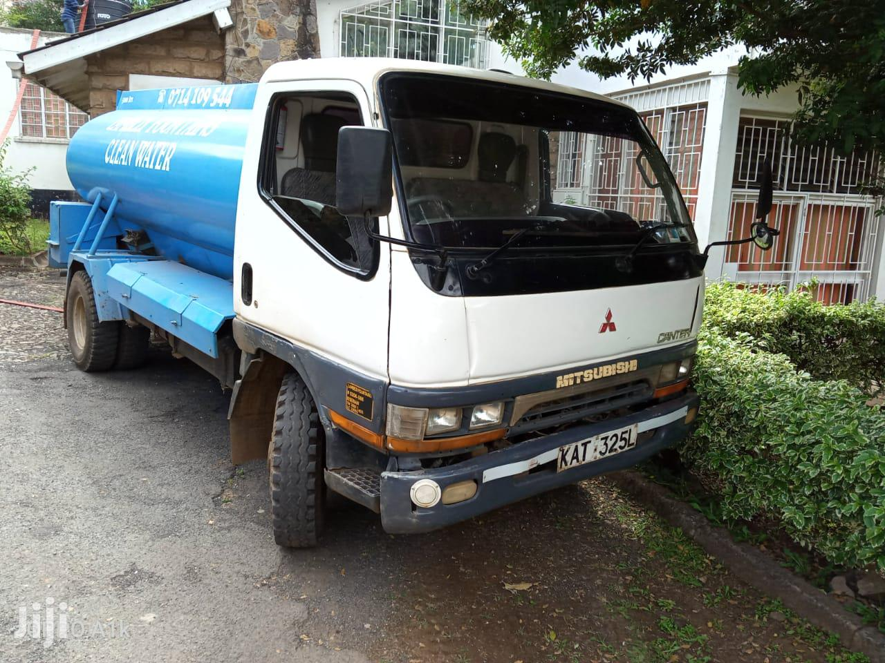 Archive: Mitsubishi Canter 4d 32
