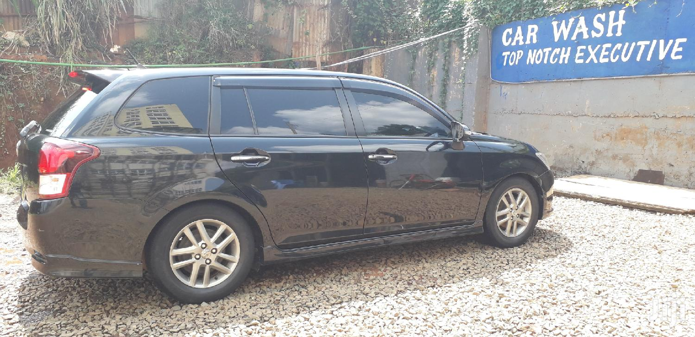 Toyota Fielder 2013 Black   Cars for sale in Kisii Central, Kisii, Kenya