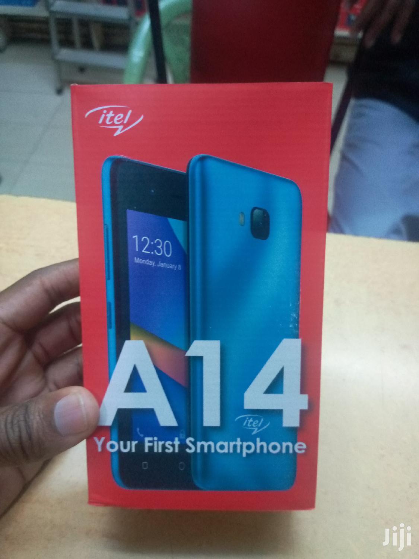 New Itel A14 8 GB Black   Mobile Phones for sale in Nairobi Central, Nairobi, Kenya