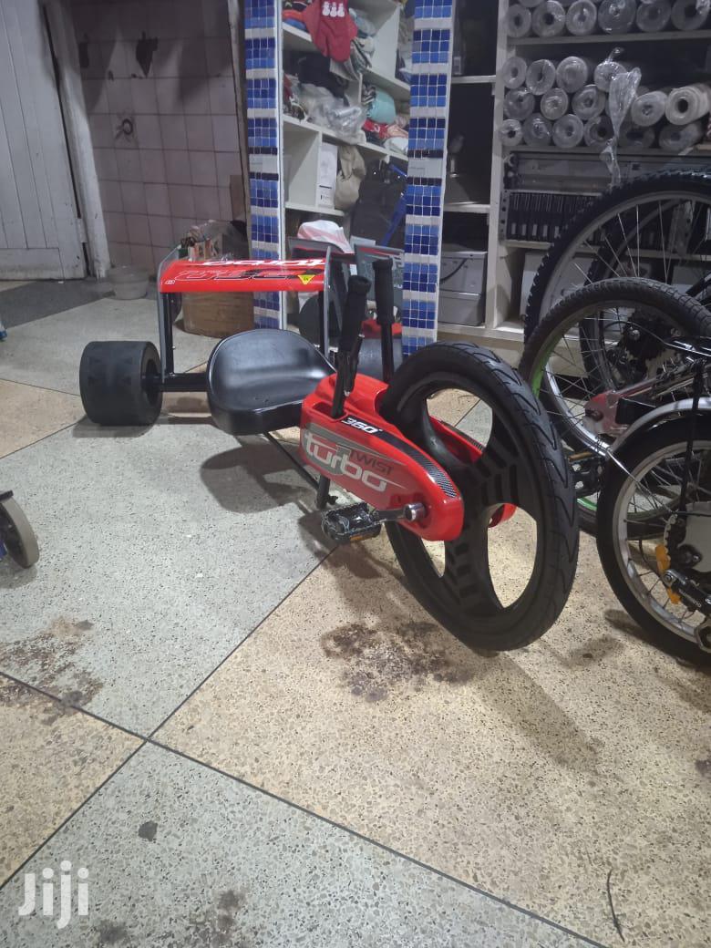 Turbo 360 Bike