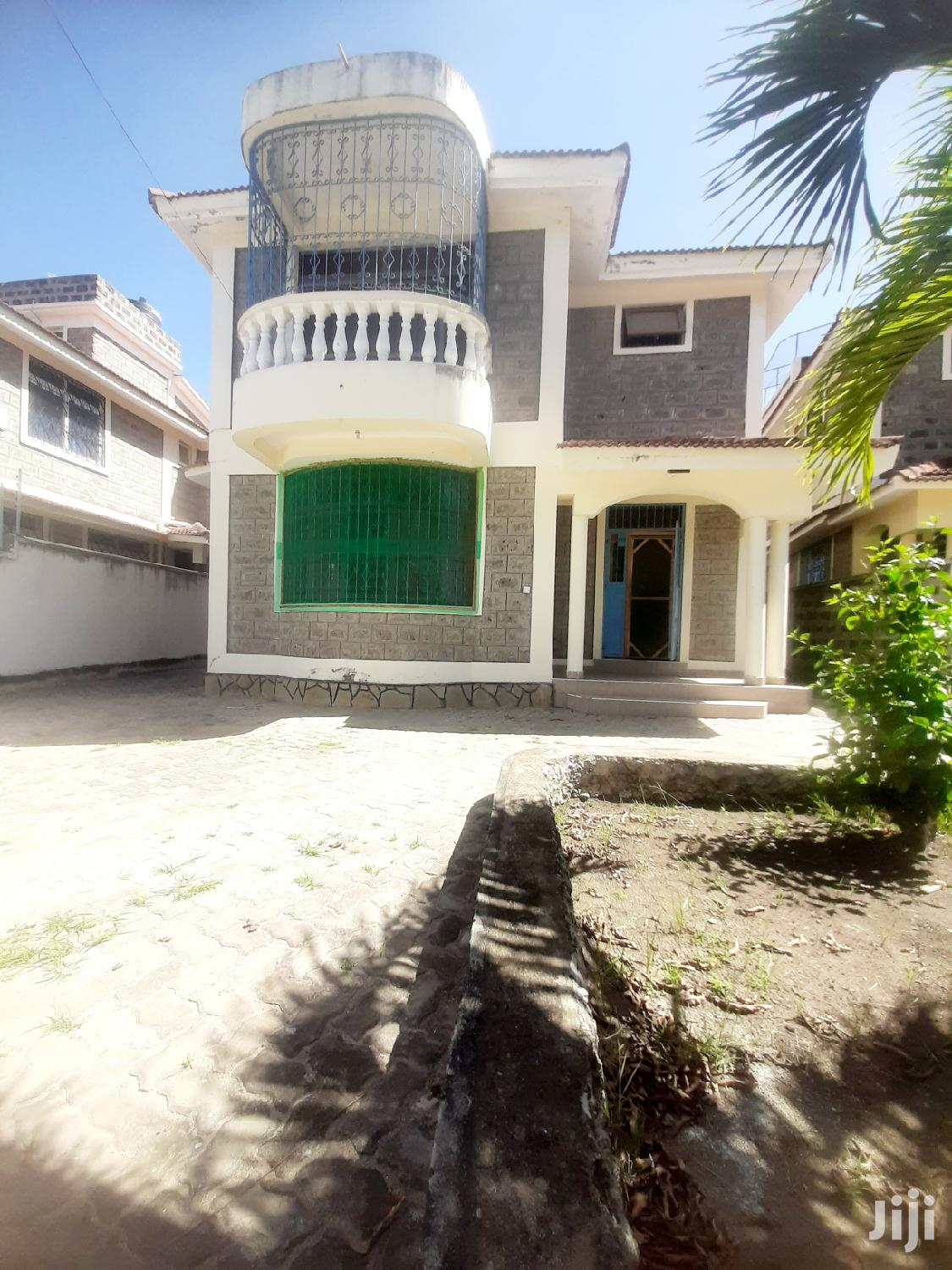Awesome Four Bedroom Massionete For Rent In Utange,Mombasa