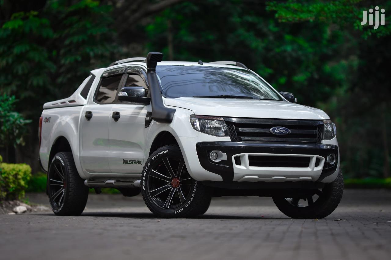 Ford Ranger 2014 White | Cars for sale in Kilimani, Nairobi, Kenya