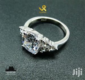 Ready Made Sterling Silver Ladies Engagement Ring In Nairobi   Wedding Wear & Accessories for sale in Nairobi, Nairobi Central