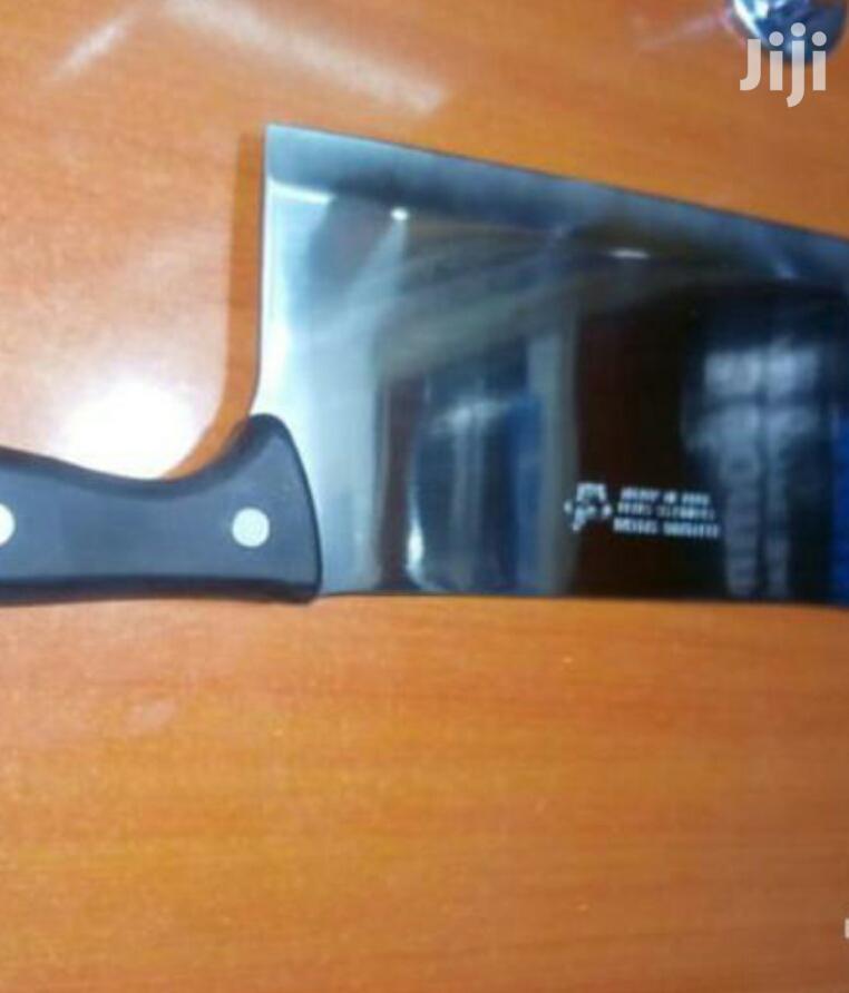 Butchery Knife