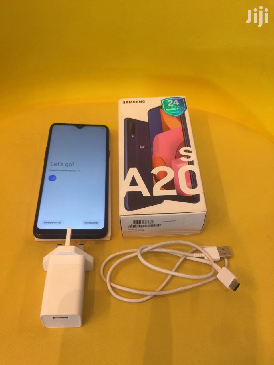 Samsung Galaxy A20s 32 GB Black   Mobile Phones for sale in Nairobi Central, Nairobi, Kenya
