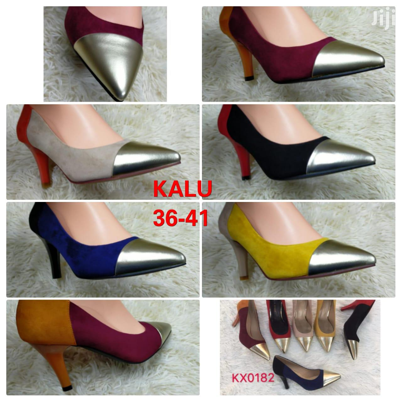 Sleek Kalu Stillettoes   Shoes for sale in South C, Nairobi, Kenya