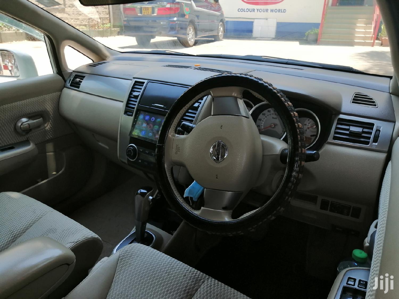 Archive: Nissan Tiida 2010 White