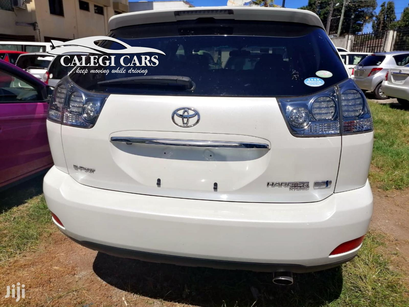 Toyota Harrier 2012 White | Cars for sale in Mvita, Mombasa, Kenya