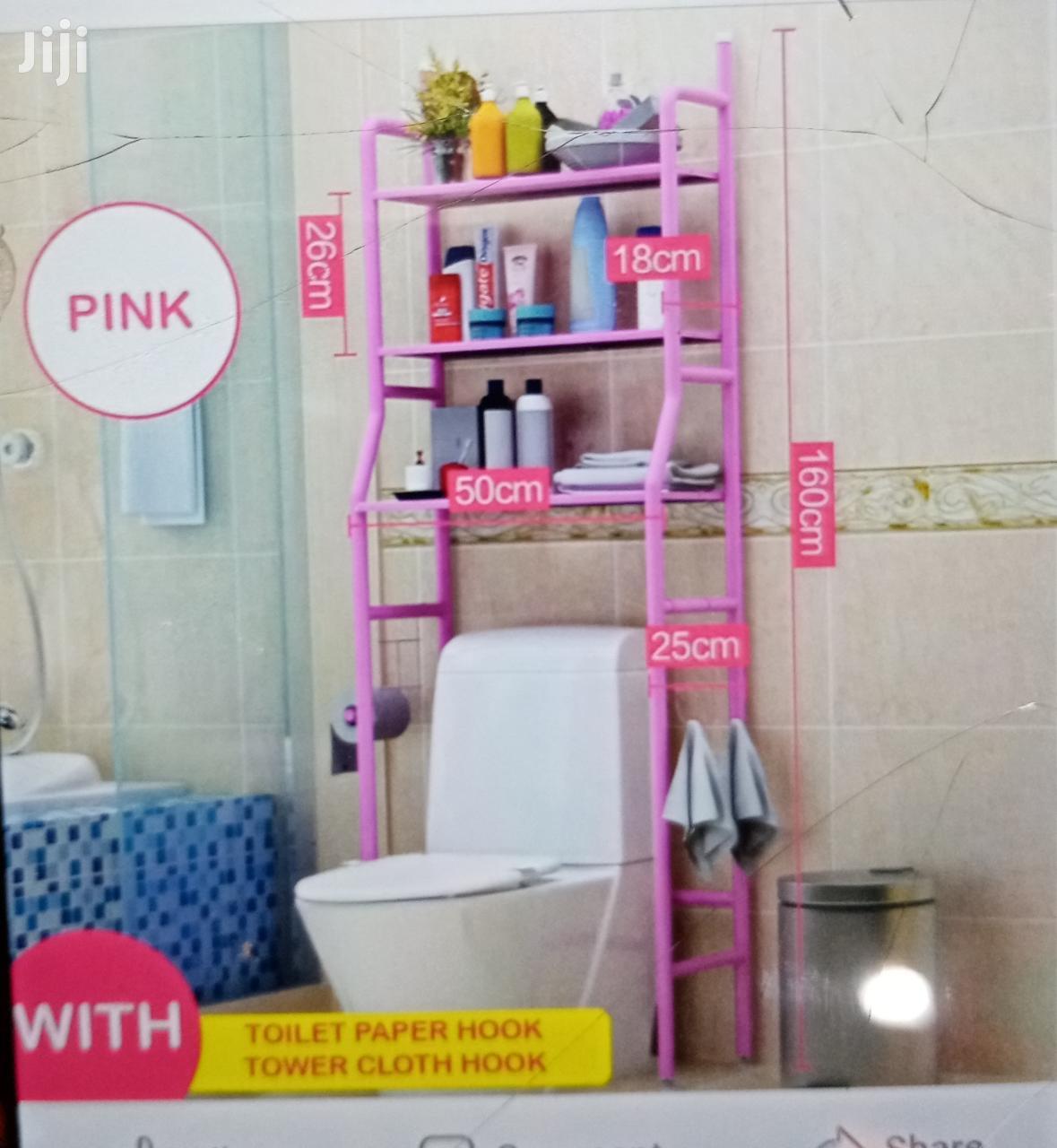 Archive: Toilet Rack