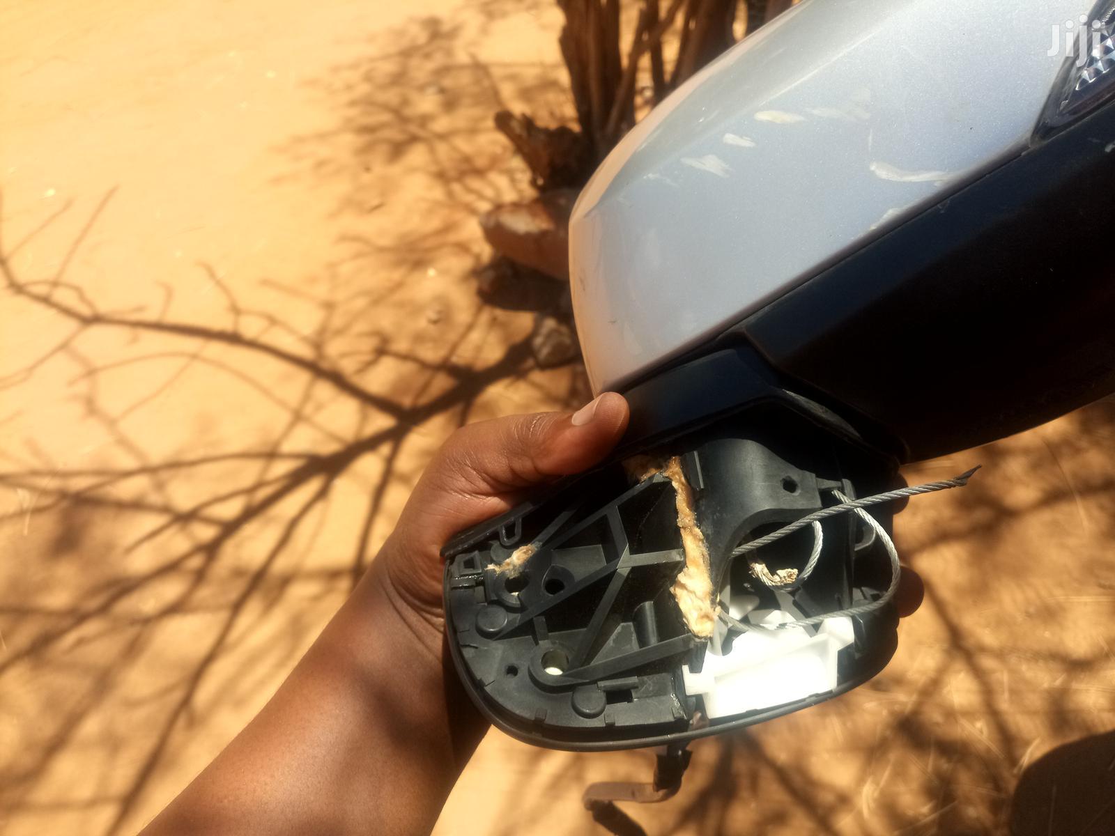 Toyota Fielder 2013 Left Side Mirror | Vehicle Parts & Accessories for sale in Wote, Makueni, Kenya