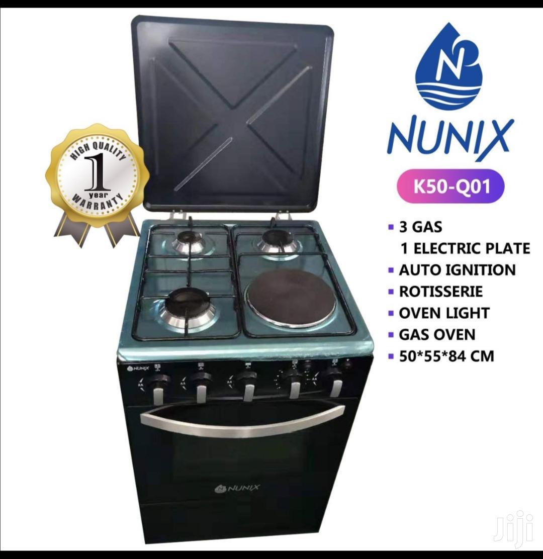 Nunix Cooker 3gas 1 Electric