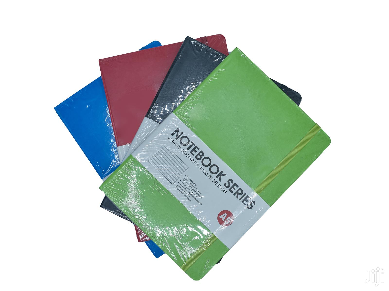 Brandable A5 Corporate Notebooks