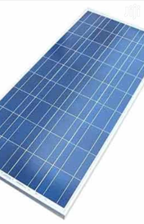 Heavy Duty 250w Solar Panel