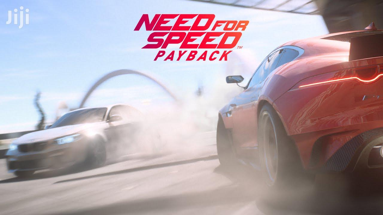 Archive: NFS Payback Need For Speed Payback