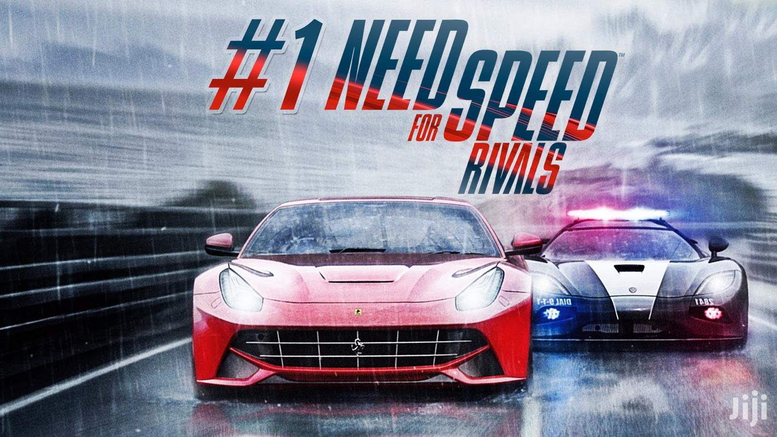 Archive: NFS Rivals, Need For Speed Games Series