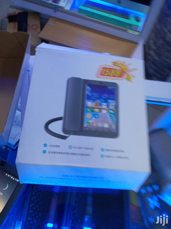 Smart LTE 4G KT8001 Fixed Wireless Landline Android 6.0 | Home Appliances for sale in Nairobi Central, Nairobi, Kenya