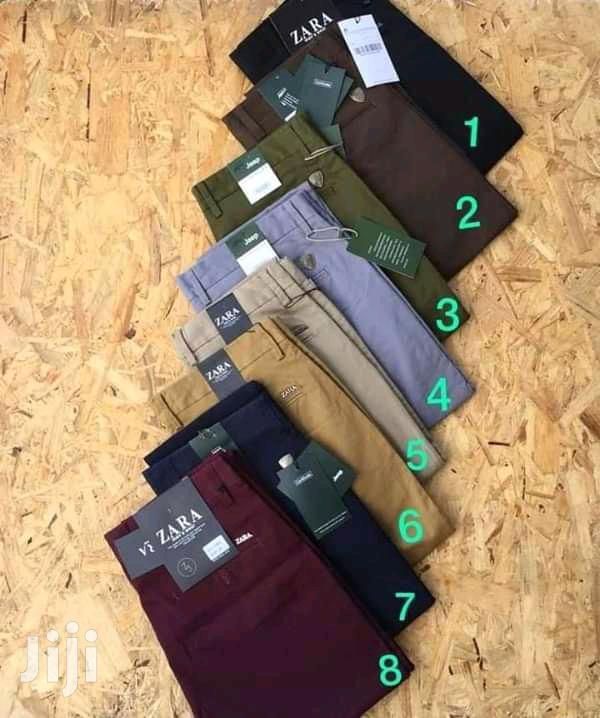 Men Khaki Trousers | Clothing for sale in Nairobi Central, Nairobi, Kenya