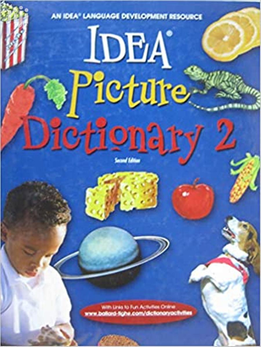IDEA Picture Dictionary 2 Second Edition -Belsher, Kristin;