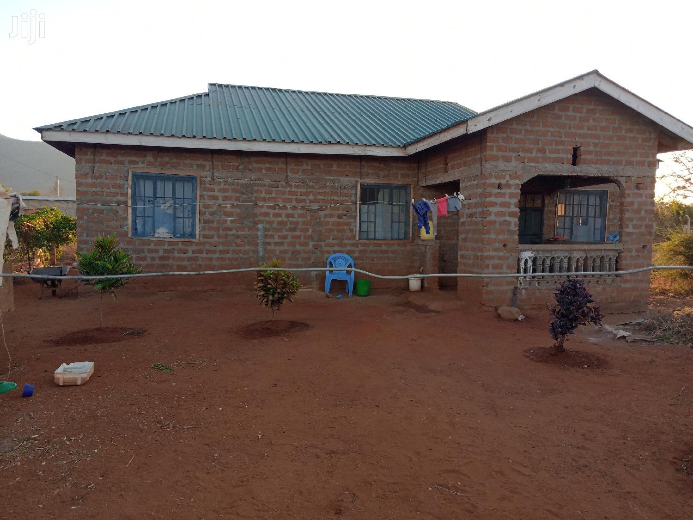 Three Bedroom House For Sale At Birikani Voi