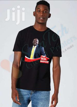 Campaign Tshirts Available Printed   Printing Services for sale in Nairobi, Nairobi Central