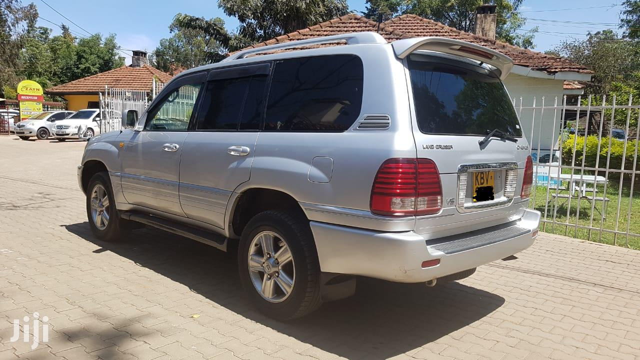 Toyota Land Cruiser 2006 Silver | Cars for sale in Lavington, Nairobi, Kenya