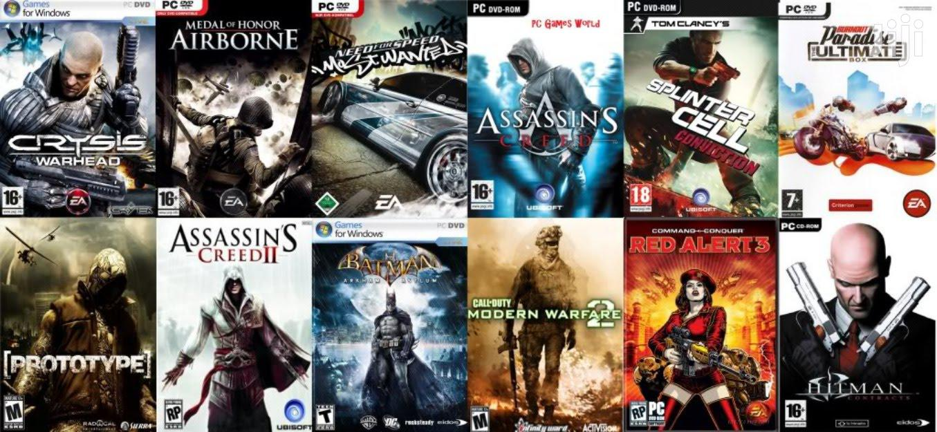 PC Games For Sale Most Are Available Just Sms To Confirm