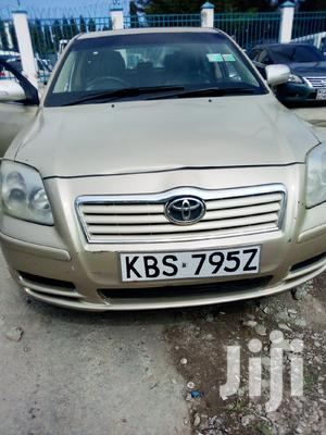 Toyota Avensis 2006 Gold   Cars for sale in Mombasa, Kisauni