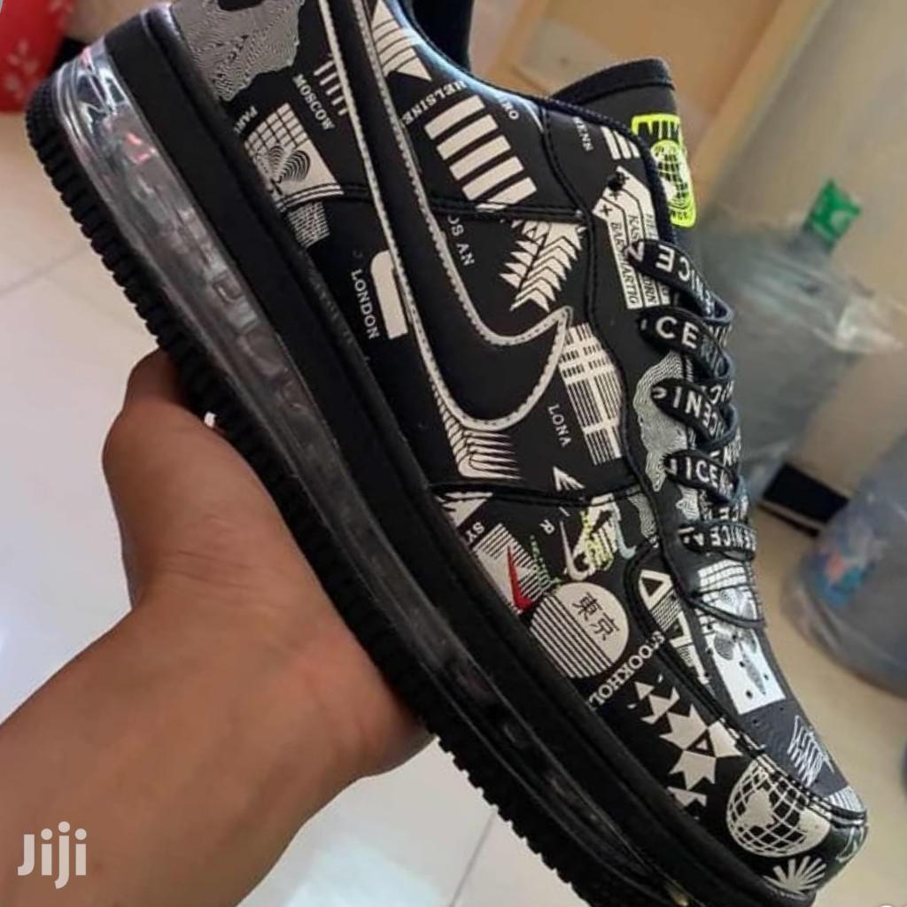 Nike Airforce Clearsole Sneakers   Shoes for sale in Nairobi Central, Nairobi, Kenya