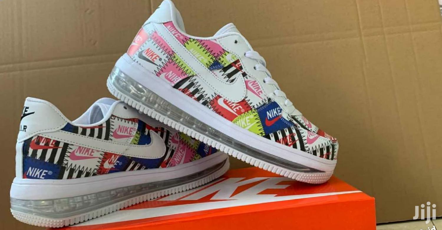 Nike Airforce Clearsole Sneakers | Shoes for sale in Nairobi Central, Nairobi, Kenya