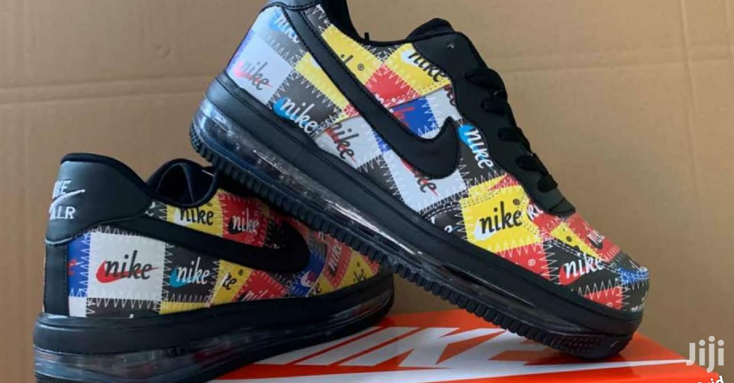 Nike Airforce Clearsole Sneakers