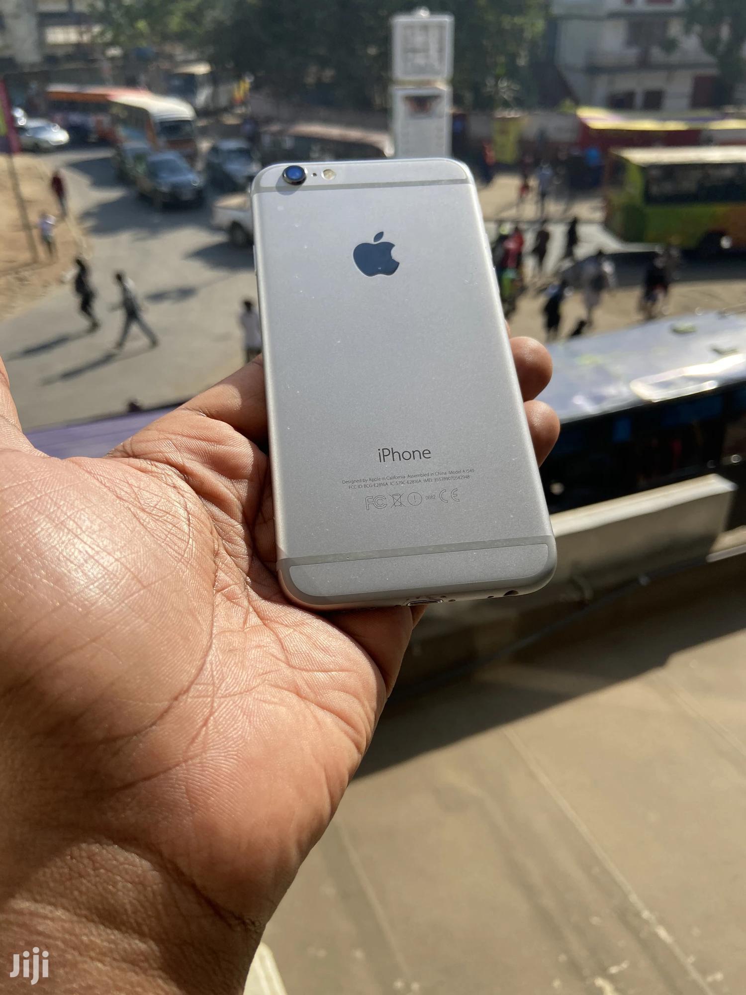 Archive: Apple iPhone 6 64 GB Black