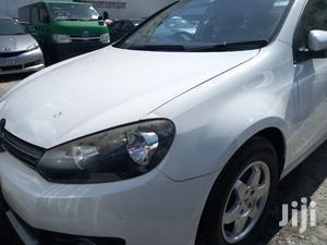 Volkswagen Golf 2013 White   Cars for sale in Mombasa, Mvita