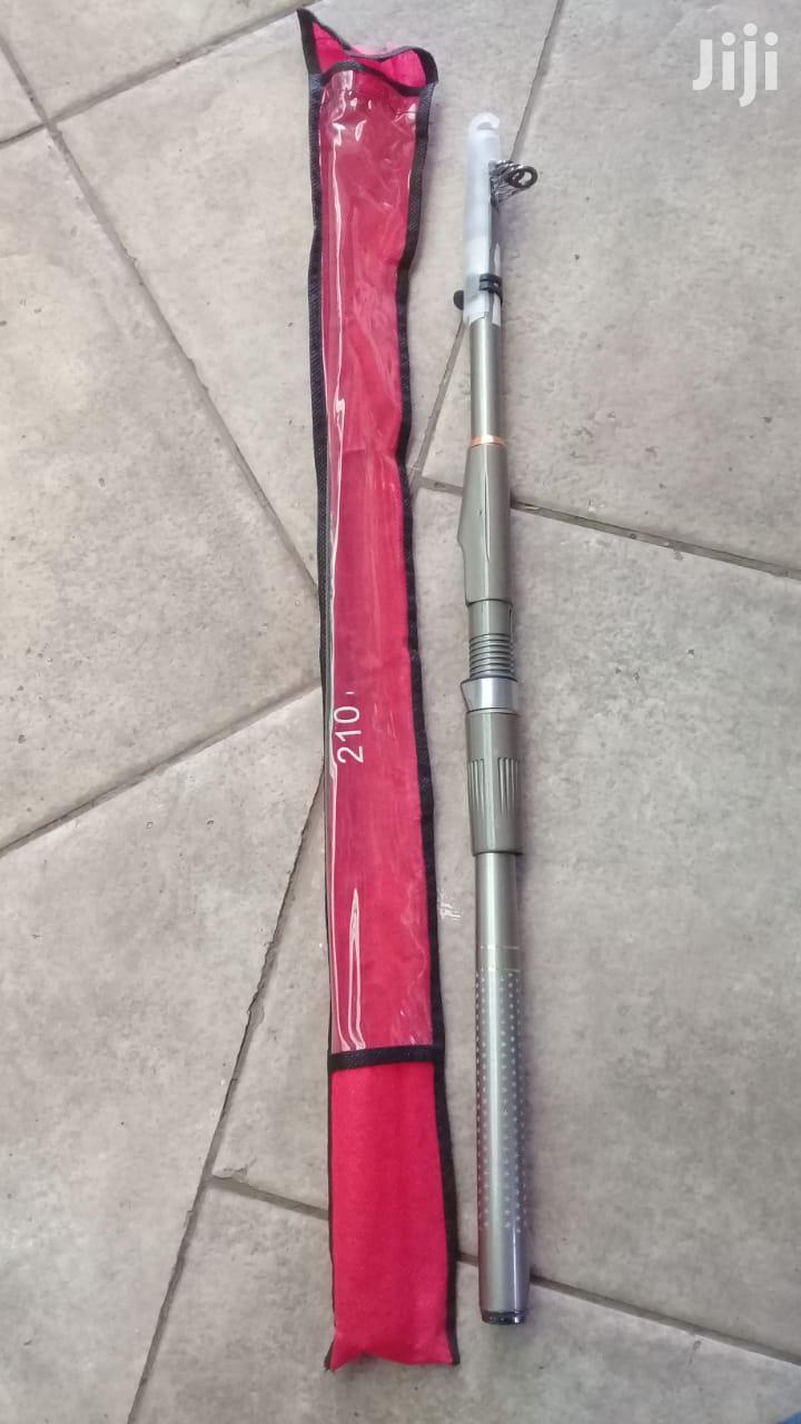 Telescopic Rod And Reel | Sports Equipment for sale in Karen, Nairobi, Kenya
