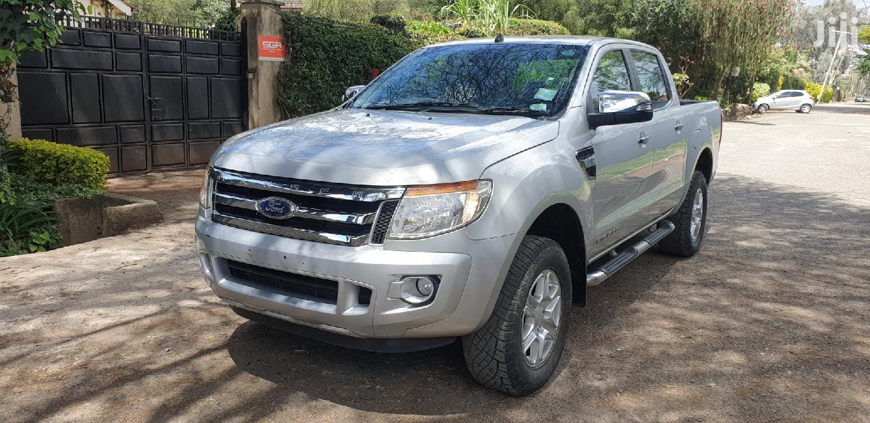 Ford Ranger 2011 XL Gray