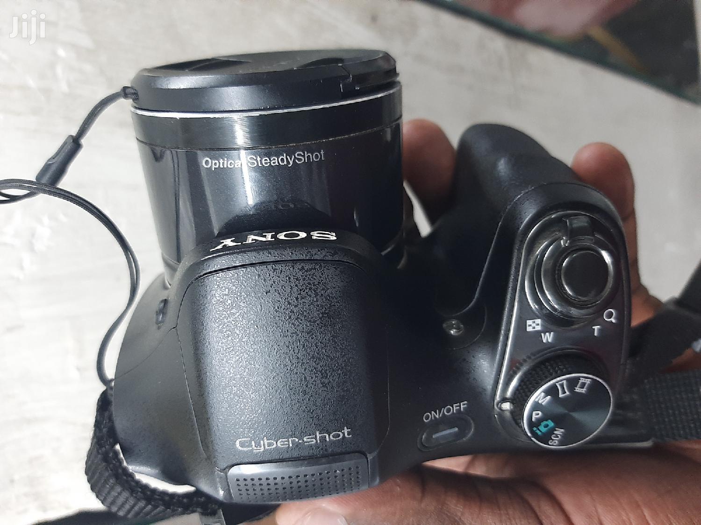 Sony Cyber H200 Shot Camera 20.1mp | Photo & Video Cameras for sale in Nairobi Central, Nairobi, Kenya