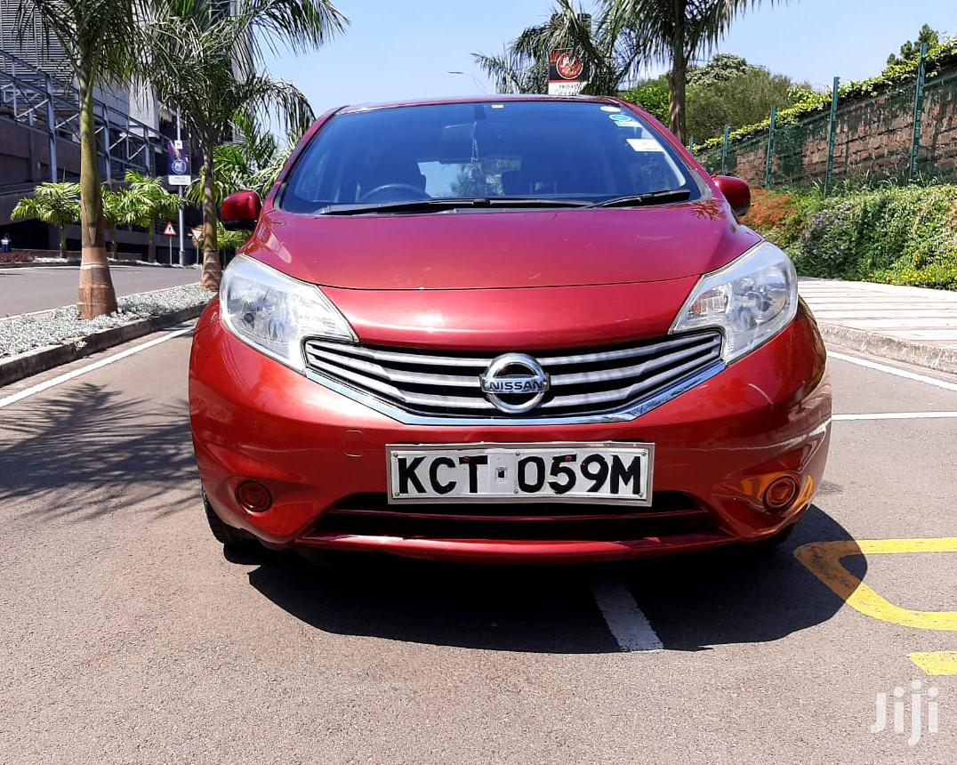 Nissan Note 2012 1.4 Red | Cars for sale in Nairobi Central, Nairobi, Kenya