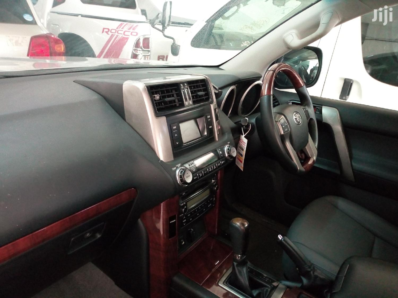 Toyota Land Cruiser Prado 2014 Silver | Cars for sale in Mvita, Mombasa, Kenya