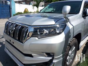 Toyota Land Cruiser Prado 2014 Silver | Cars for sale in Mombasa, Mvita