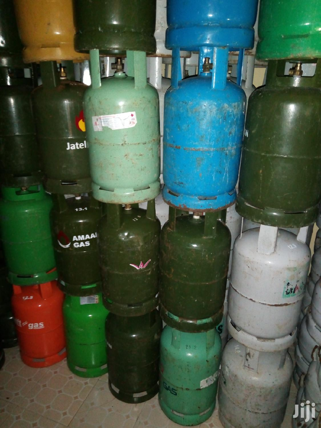 Archive: Empty Gas Cylinders